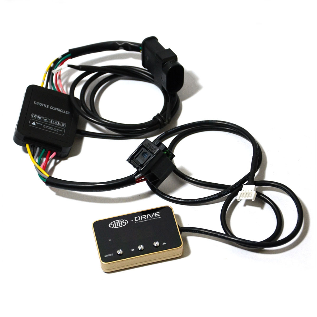 SAAS-Drive Toyota Land Cruiser VDJ76/78/79 9/2009 > Throttle Controller