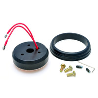 GT3 Ford Boss Kit Hub Black Anodized