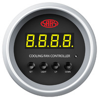 Dig Cooling Fan Controller 0°-100° 52mm Black Muscle Series 2
