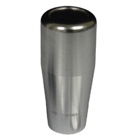 Billet Gear Knob Brushed Alum 8 Shift Patterns