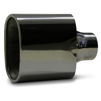 Stainless Steel Exhaust Tip BA Falcon 63mm