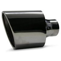 Stainless Steel Exhaust Tip VT Angle 63mm