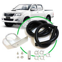 Oil Catch Tank Install Kit Hilux KUN 3.0L 2005 - 2015