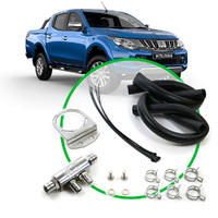 Oil Catch Tank Install Kit Mitsubishi Triton MQ 2.4L 2015 -
