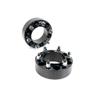 Wheel Spacers Forged Hub Centric 2 Pack Toyota 6 Stud 50mm