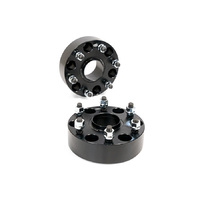 Wheel Spacers Forged Hub Centric 2 Pack Nissan 6 Stud 50mm