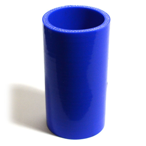 Straight Silicone Hose 63 x 63 x 127mm Blue